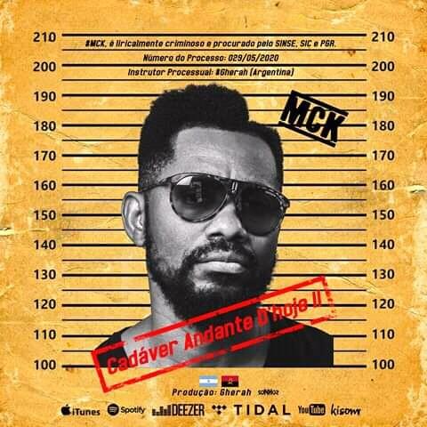 MCK - Cadáver Andante D'hoje 2 (Rap) [Download mp3]