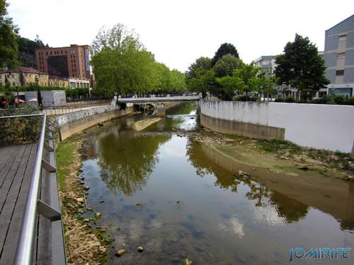 Jardim do Polis Leiria (Este) - Rio Lis Este (2) [en] Polis Garden of Leiria, Portugal