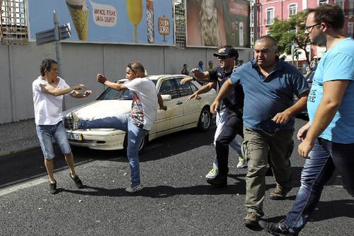 Taxistas contra taxistas.jpg