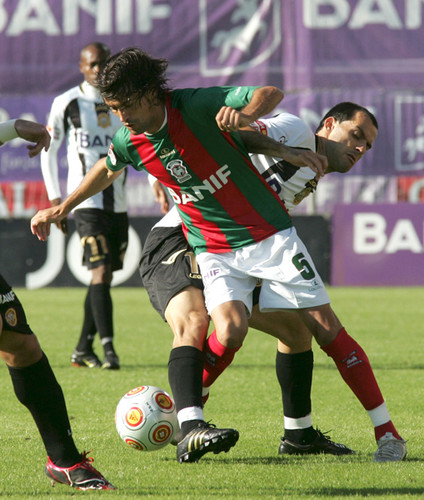 5ª J: Nacional 2-1 Marítimo