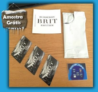 Amostras BurBerry Us - Perfume Brit Rhythm para Mulher - [Recebido] 16657913_ArDC4