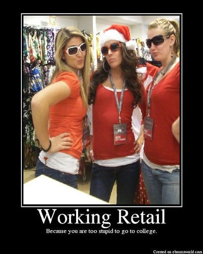Working Retail