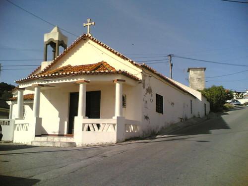 Capela de Santa Bárbara em Buarcos (Fig Foz)