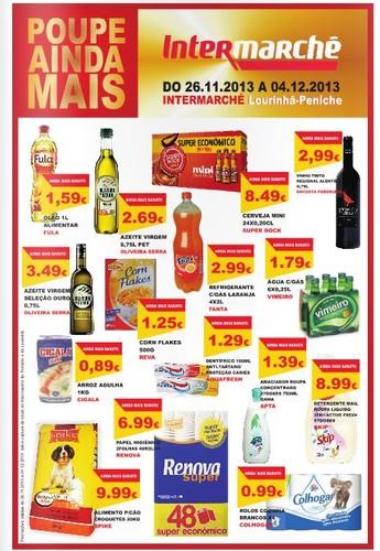 Novo Folheto | INTERMARCHÉ | Lourinhã - Peniche