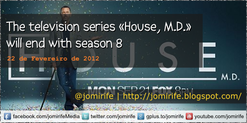 Blog: The television series House M.D. will end