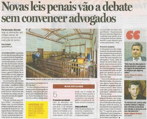 Artigo Jornal de Noticias - 12-07-2012.