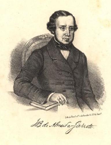 Almeida Garrett (1799-1854)