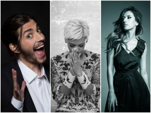 Eurovisão Portugal Salvador Marisa e Ana Moura.jp