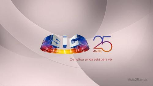 SIC 25 anos