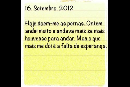 16 de setembro de 2012