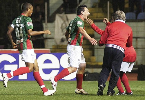 24ª J: Marítimo 3-2 Sporting