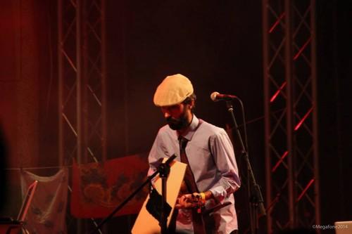 Charanga vence prémios Megafone/SPA 2014 - categoria música
