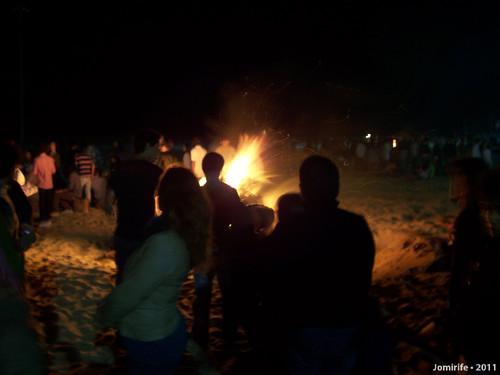 Figueira da Foz: Fogueiras de S. João 2011