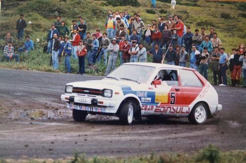 Carlos Nunes, ao volante...