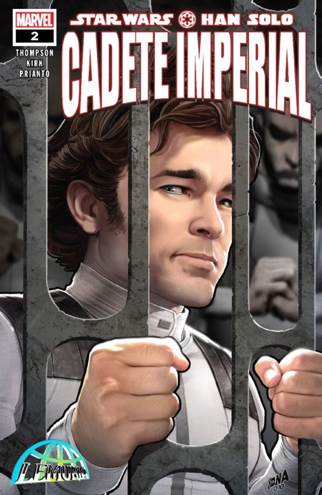 Star Wars - Han Solo - Imperial Cadet 02 (of 05)-0