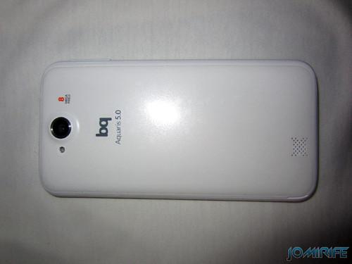 Smartphone/Tablet Bq Aquaris 5 - Traseira [en] Back