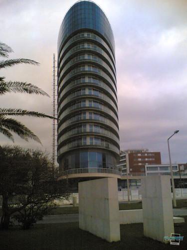 Hotel Ponte Galante na Figueira da Foz - De frente