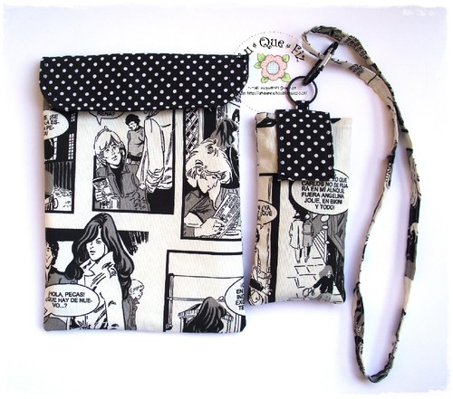 Bolsa Em Tecido Para Telemovel : Capa para tablet bolsa telem?vel eu que fiz