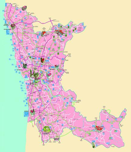 mapa da area metropolitana do porto Área Metropolitana do Porto   T o v i mapa da area metropolitana do porto