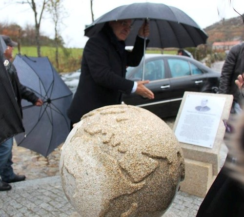 Homenagem  ao Reverendo Joaquim Afonso Gonçalves