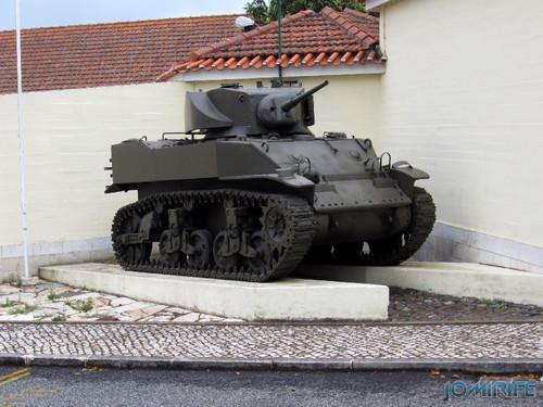 Lisboa - Regimento de Lanceiros nº 2 - Exército (3) Tanque [en] Lisbon - Lancers Regiment No. 2 - Army Tank
