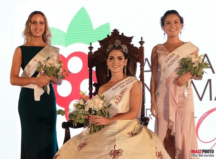 Rainha das Vindimas de Portugal 2019 e Damas de Ho