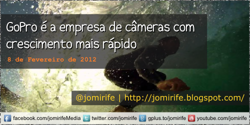 Blog: GoPro empresa de câmeras
