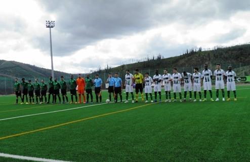 Pampilhosense - Tocha 2ª Elim Taça AFC 13-10-19