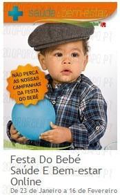 Folheto   JUMBO   até 16 fevereiro, Festa do Bebé - Saúde e Bem Estar