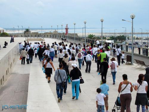 """Caminhada Solidária """"Coração Saudável, Coração Solidário"""" na Figueira da Foz - Esplanada Silva Guimarães (4) [en] Solidarity walk in Figueira da Foz Portugal"""