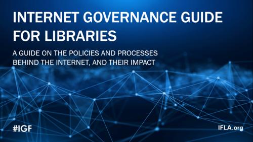 Guia de governança da Internet para bibliotecas | ifla