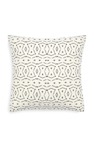 Kimball-7655501-SMALL Tribal Square Cushion, ROI G