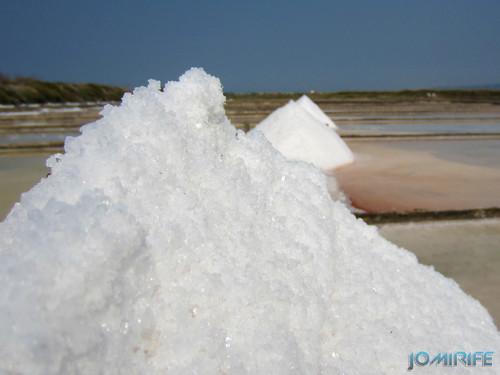 Salinas da Figueira da Foz (13) Montes de sal [en] Salt fields of Figueira da Foz in Portugal
