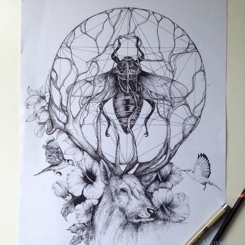 9e2051ef7195e3c0be9e18530b02a955--amazing-sketches