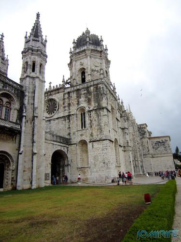 Lisboa - Mosteiro dos Jerónimos (5) [en] Lisbon - Jeronimos Monastery
