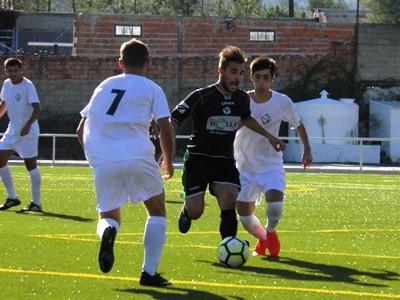 Ac. Gândaras - Pampilhosense I Elim. Taça AFC 18