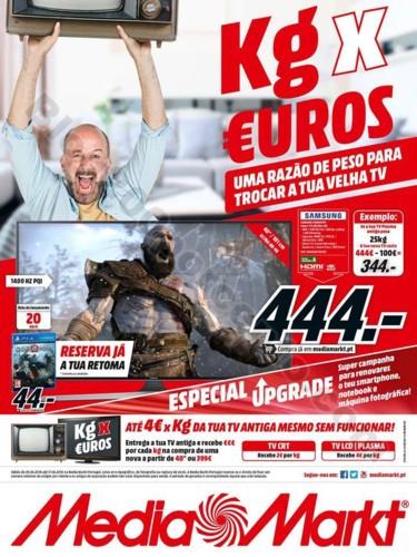 Antevisão Folheto MEDIA MARKT Promoções de 6 a