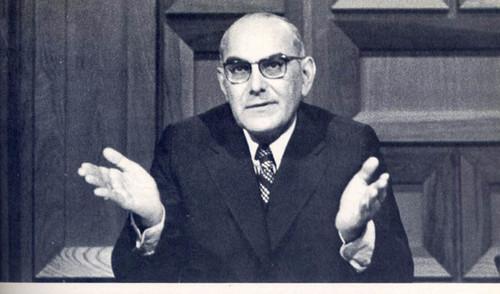 Prof. Marcello Caetano, Conversas em Família (R.T.P., 1969-74)