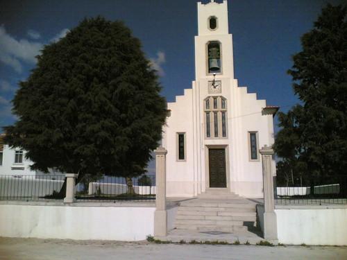 Igreja Matriz de Abrunheira