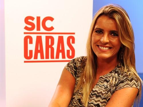Sofia Fernandes SIC Caras