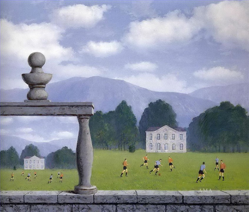 René Magritte, Répresentation, 1962.jpg