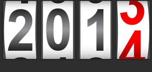 Feliz ano novo...