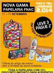 Leve 3 Pague 2 - Fnac