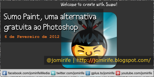 Blog: Sumo Paint alternativa gratuita ao Photoshop