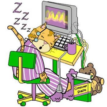 ... já estou dormindo...