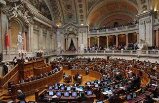 Uma nova distribuição espera a Assembleia da República...