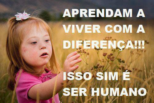 Viver com a diferença