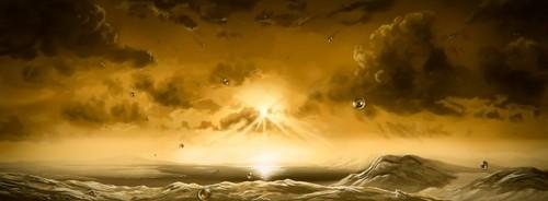 Chuva em Titã