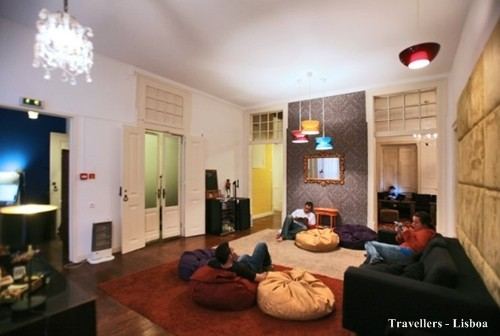 Travellers - Melhor Hostel Lisboa