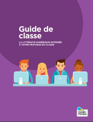 Literacia digital na sala de aula | guia